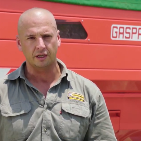 Jacques tells us more about the Maschio Gaspardo Primo Fertilizer Spreader
