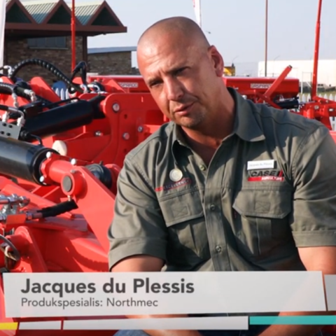 Jacques shows us what the Maschio Gaspardo Dracula implement has to offer