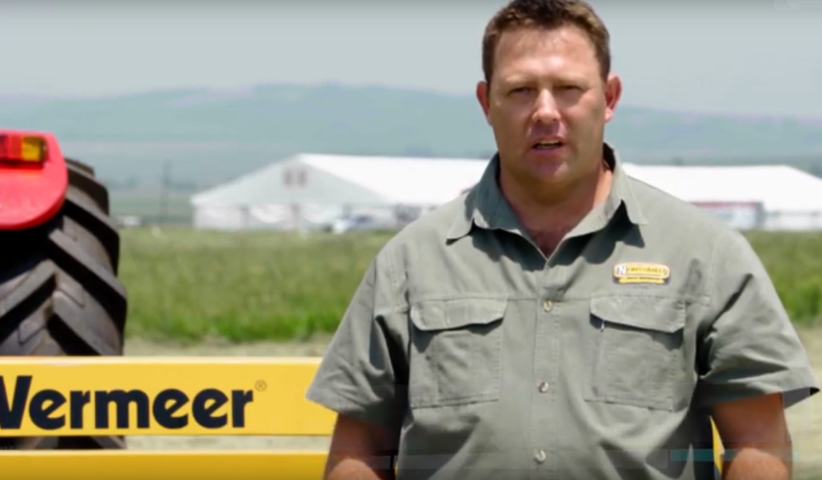 Find out more about the Vermeer Disc Mowers Range.