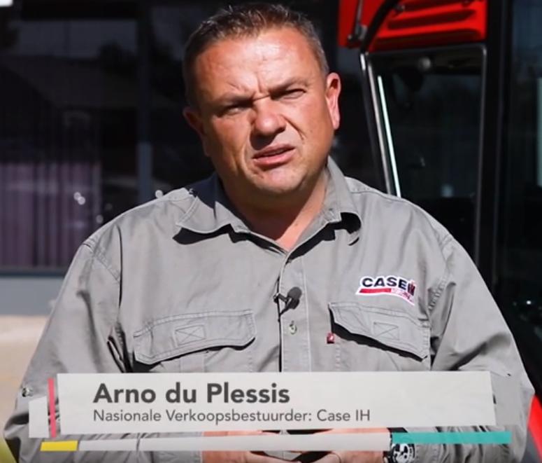 Landbouweekliks | Maschio Gaspardo Unico & Basak tractor